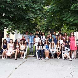 Дипломиране на 7. клас в ЧОУ Образователни технологии